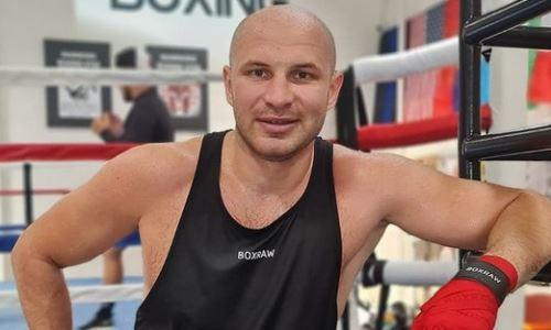 Нокаутер-супертяж Иван Дычко определился с датой следующего боя