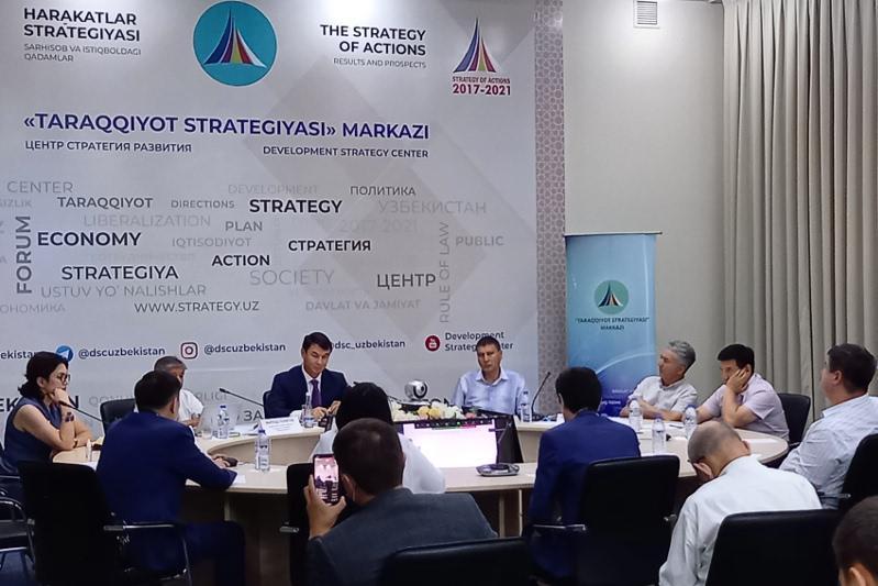 Казахстанско-узбекский круглый стол состоялся в Ташкенте