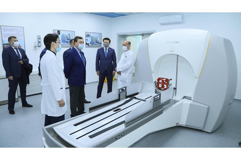 Первый в Центральной Азии «Гамма-нож» установлен в Национальном центре нейрохирургии РК