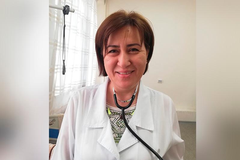 У врача должно быть терпение и доброжелательность - ортопед Бибинур Пернебаева