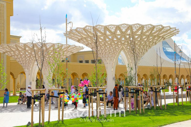 До 2,5 млн посещений планируется довести туризм в Туркестане до 2025 года