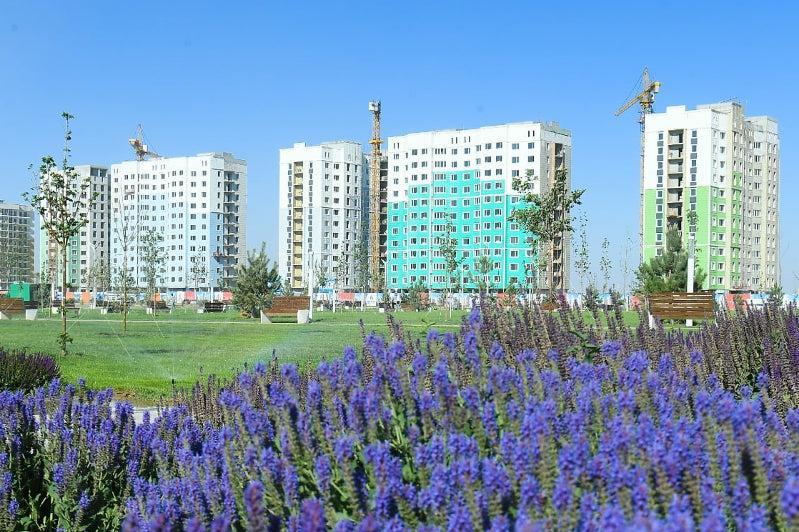 700 тыс кв метров жилья сдано в эксплуатацию в Туркестанской области за три года