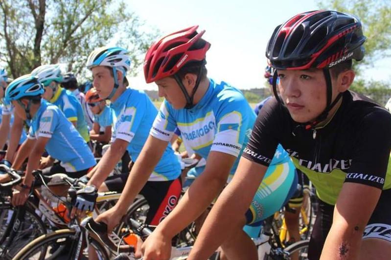 Республиканская велогонка «Олимпийские надежды – 2021» проходит в Карагандинской области