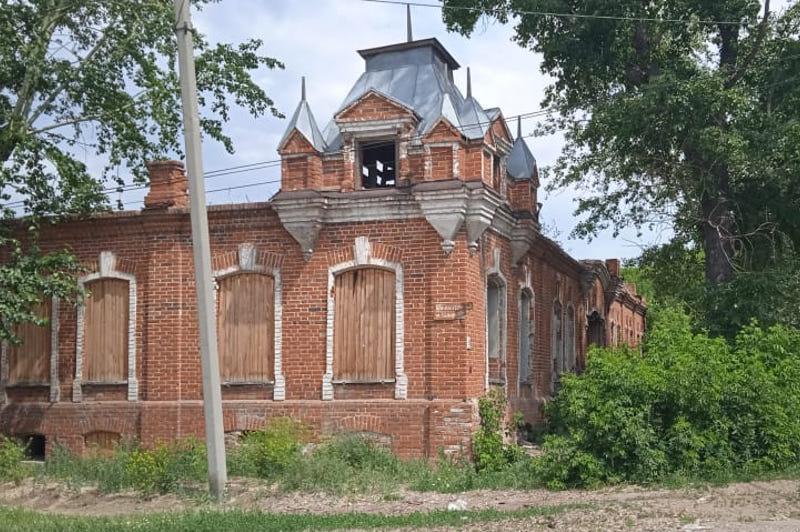 Уникальный архитектурный памятник может исчезнуть в Петропавловске