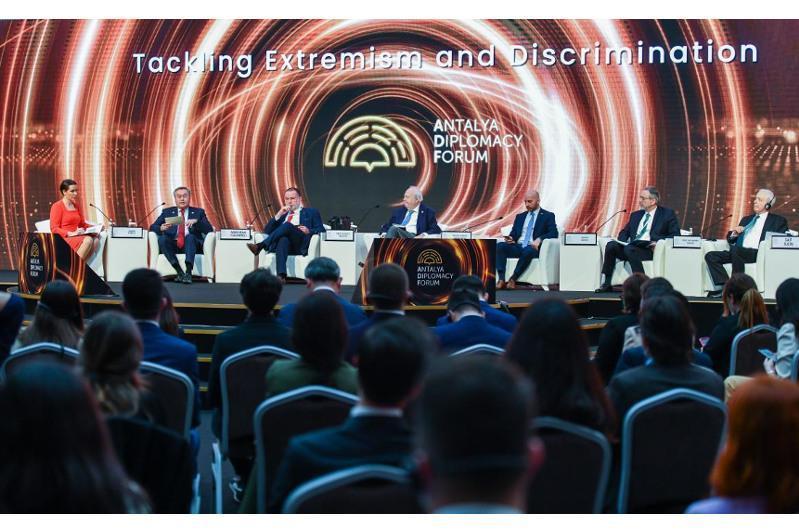 Қазақстан СІМ басшысы Анталия дипломатиялық форумына қатысты