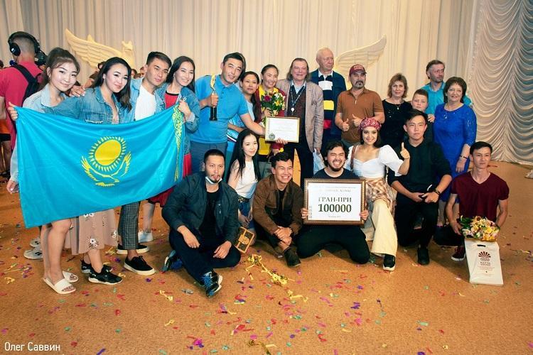 Казахстанские театры достойно представили страну на «Боспорских агонах» в Керчи