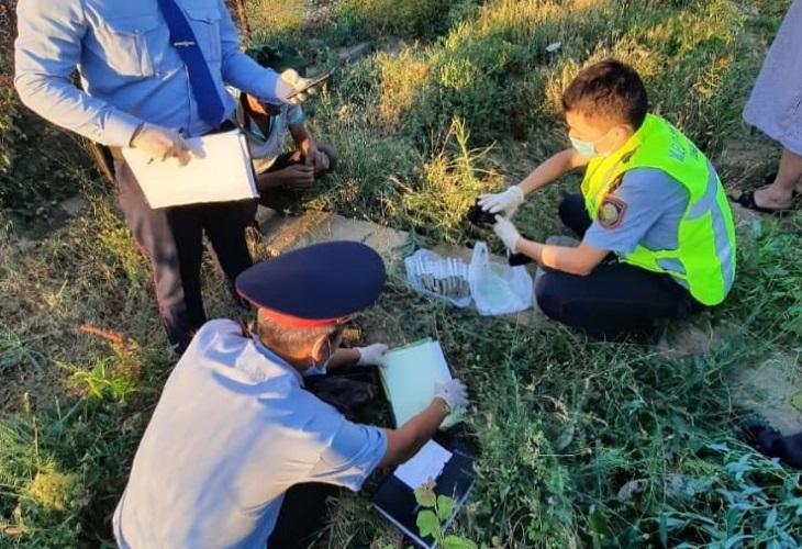 Полкиллограмма гашиша и 40 шприцов изъяли у жителяТуркестанской области