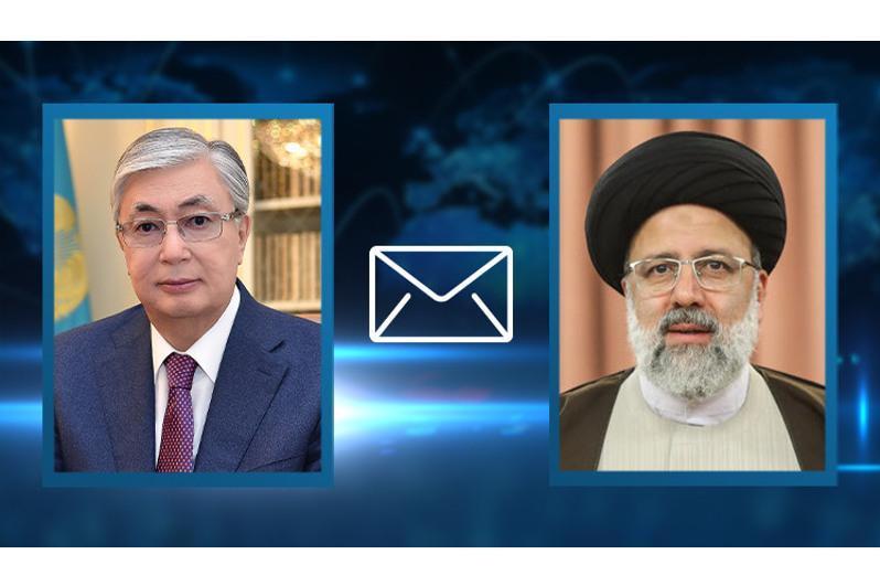 托卡耶夫总统致电祝贺伊朗新总统莱西胜选