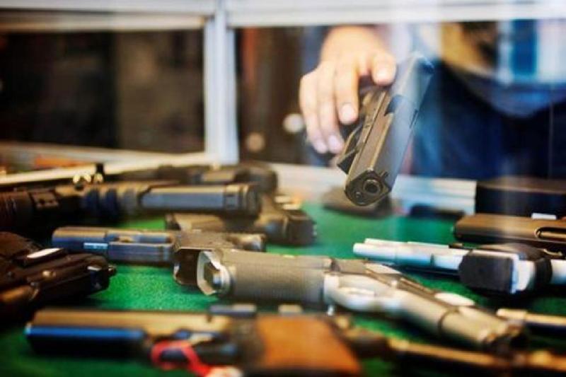 Более 500 единиц незаконно хранящегося оружия изъяли у казахстанцев