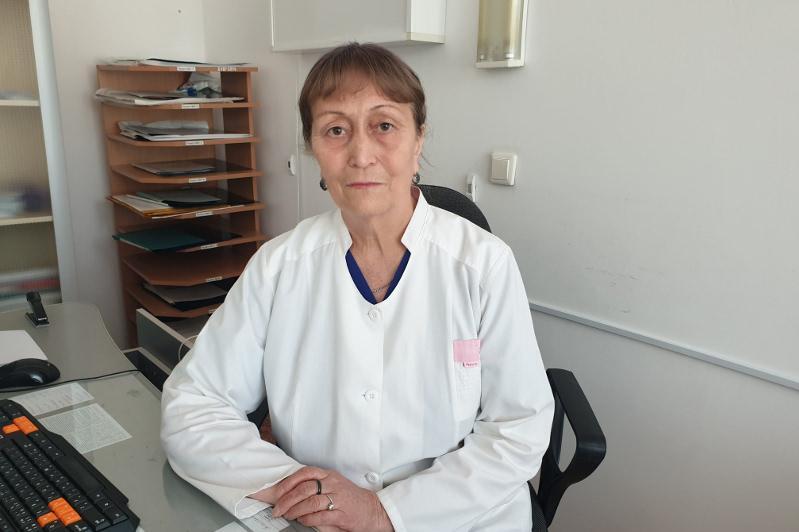 О спасении беременной женщины на борту санавиации рассказала фтизиатр из Павлодара