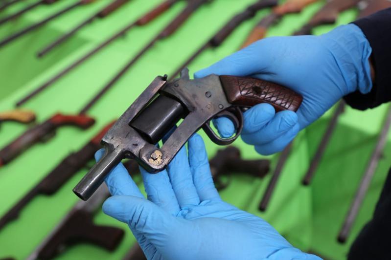 Как в МВД РК борются с кустарным огнестрельным оружием