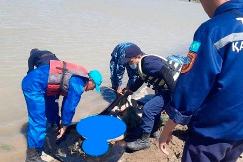 Тело пропавшей накануне девочки нашли в Кызылорде