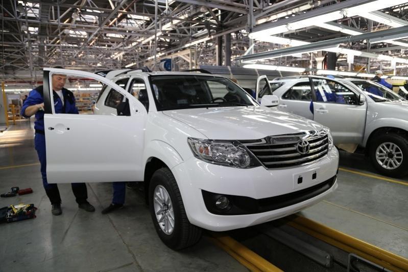 2021年哈金色草原汽车厂预计生产汽车超6万辆