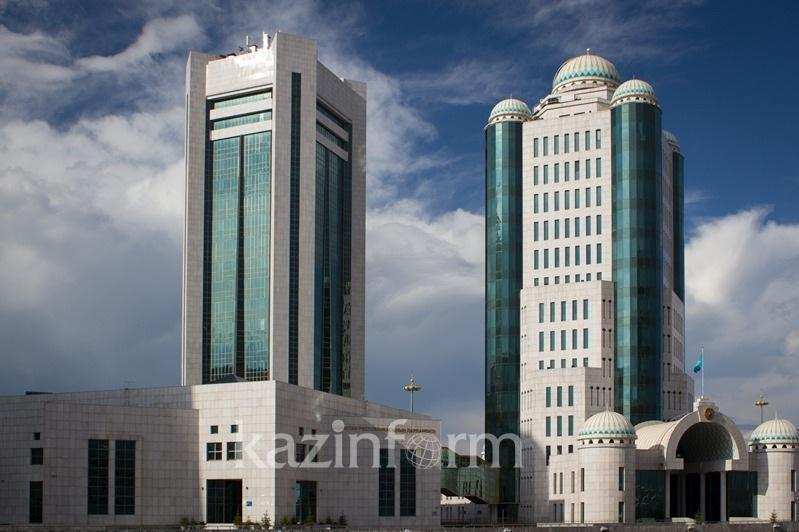 Joint session of Kazakh Parliament's Chambers kicks off