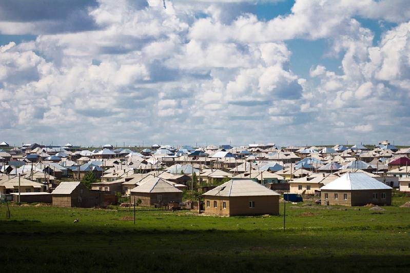 Сколько сел модернизируют в Казахстане