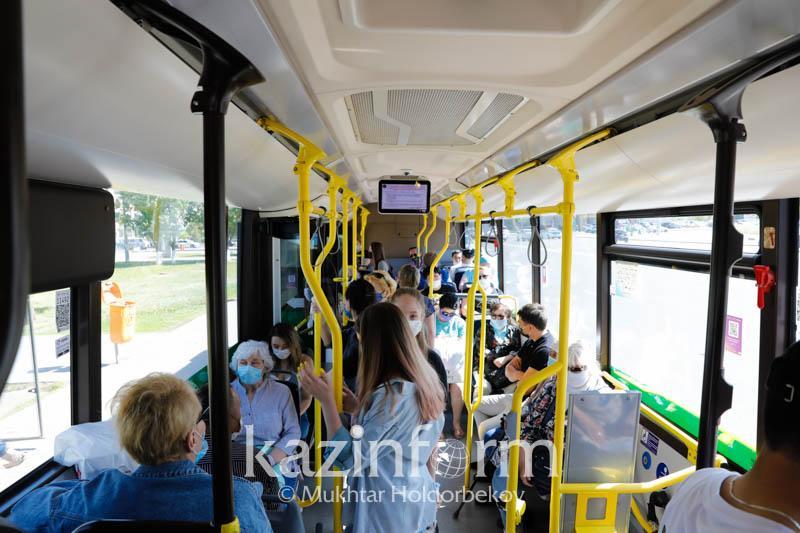 Өскемен автобустарына электронды билеттеу жүйесі біртіндеп енгізіліп жатыр