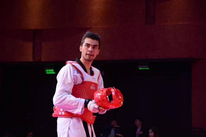 Казахстанские таеквондисты завоевали девять медалей на турнире в Бейруте