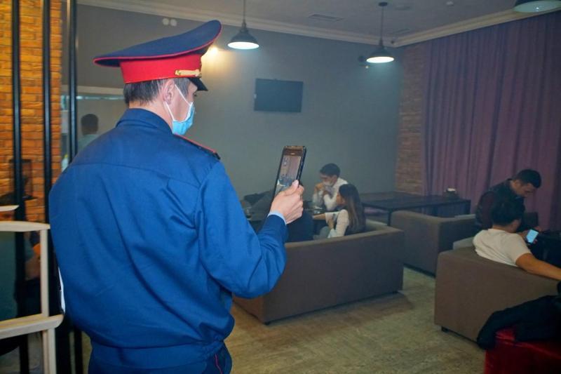 Нарушения карантина продолжают выявлять в Алматы
