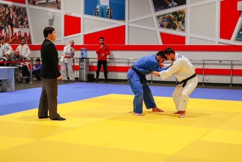 IBSA柔道大奖赛:哈萨克斯坦运动员获得3枚奖牌