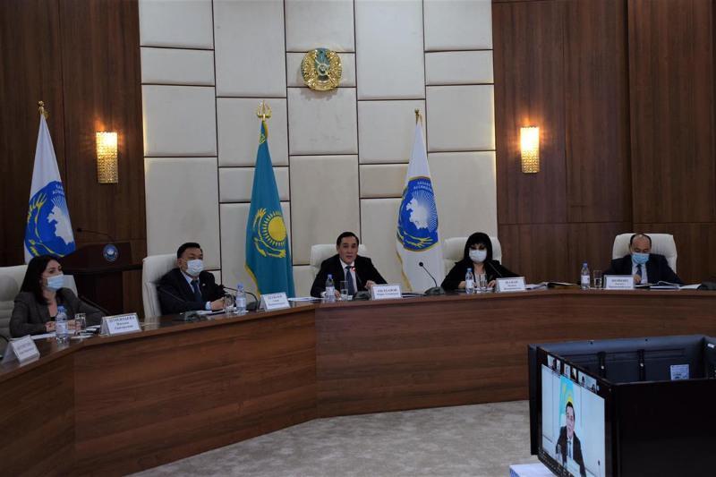 На заседании Совета матерей АНК обсудили вопросы укрепления единства и согласия в стране