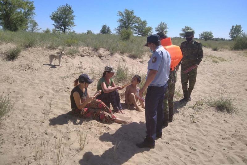 Свыше 300 подростков доставлены в полицию в Актюбинской области