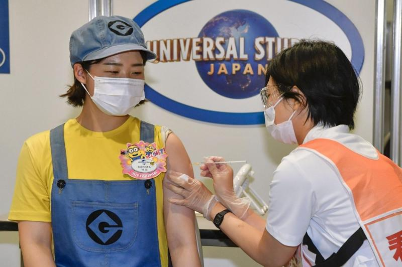 Japan's COVID-19 vaccinations for under-65s start at hundreds of sites