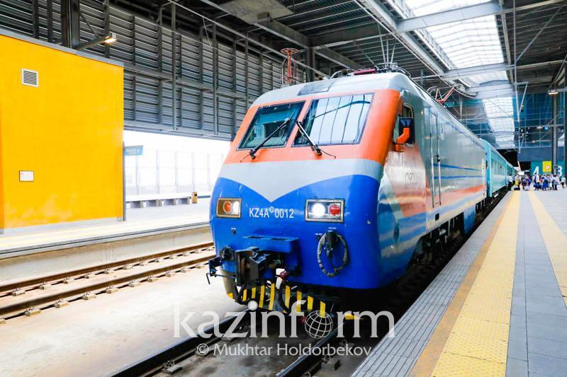 Поезда из Алматы и столицы в Усть-Каменогорск будут ходить ежедневно