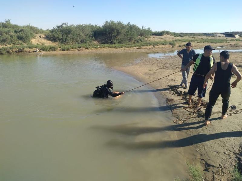 Атырау облысында бір күнде екі адам суға кетті