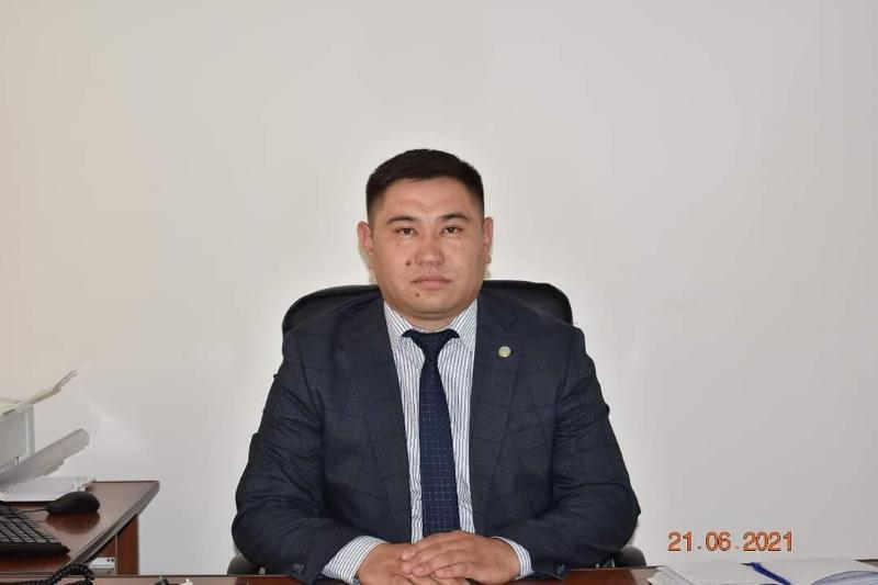 Назначен руководитель управления координации занятости и социальных программ Актюбинской области