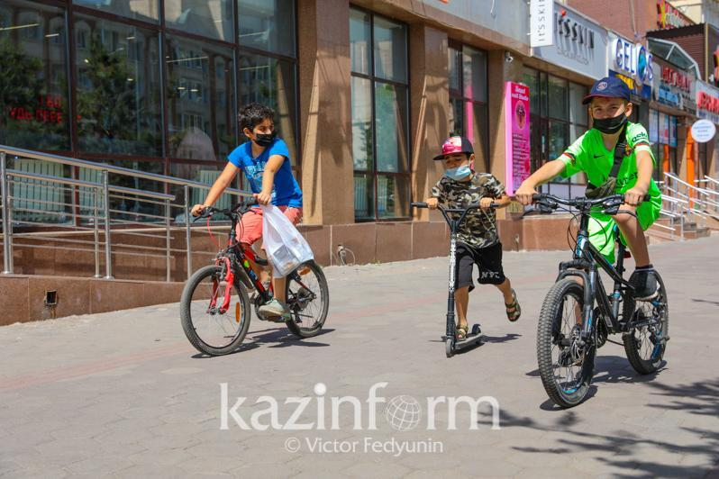 COVID-19: Kazakhstan is in 'yellow zone'