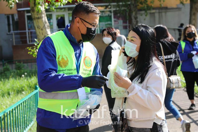 Өңірлер волонтерлік қызметті қаржыландыруды 4 есе қысқартып отыр