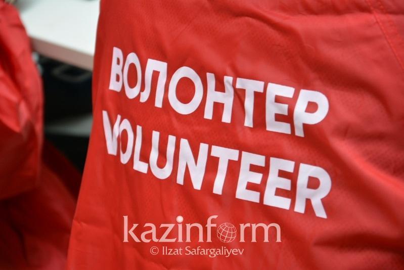 Аида Балаева волонтерлердің Қазақстан экономикасына қосқан үлесін атады