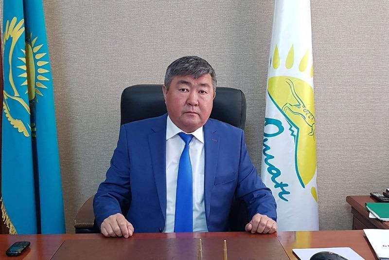 Шығыс Қазақстандағы Бесқарағай ауданына жаңа әкім тағайындалды