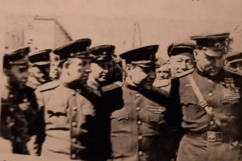 Маршал Рокоссовский дивизиясында батальон командирі болған қазақты білесіз бе
