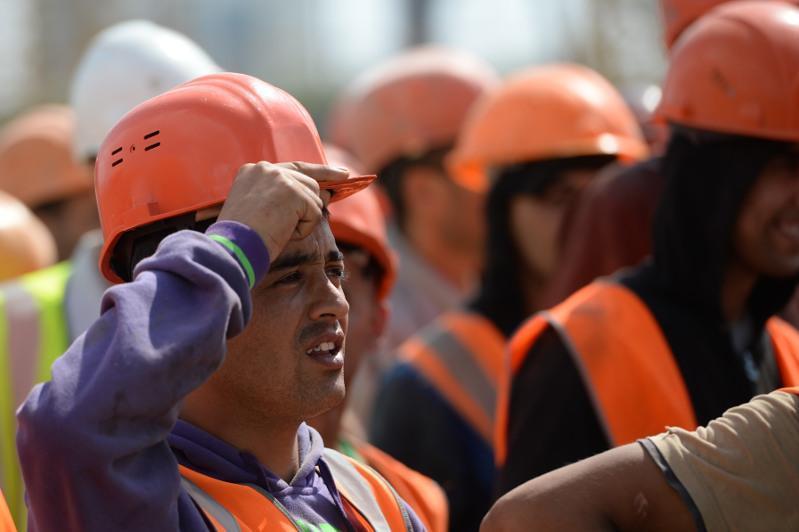 哈萨克斯坦当前有1.5万余名外籍劳工