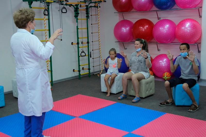 Итоги первого года работы детского реабилитационного центра в Жезказгане