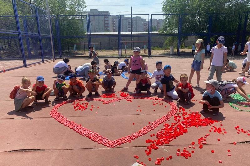 Волонтёрское движение развили в павлодарской школе