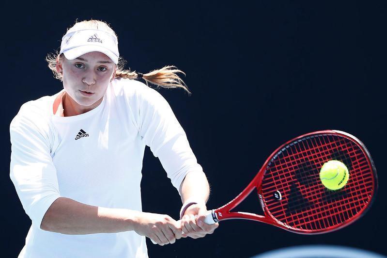 Теннис: Елена Рыбакина Истбурн турнирінің екінші айналымына шықты