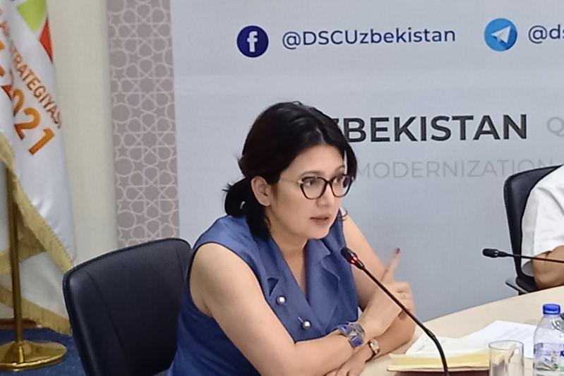 Казахстанский опыт реформирования госуправления интересен для Узбекистана - Азиза Умарова