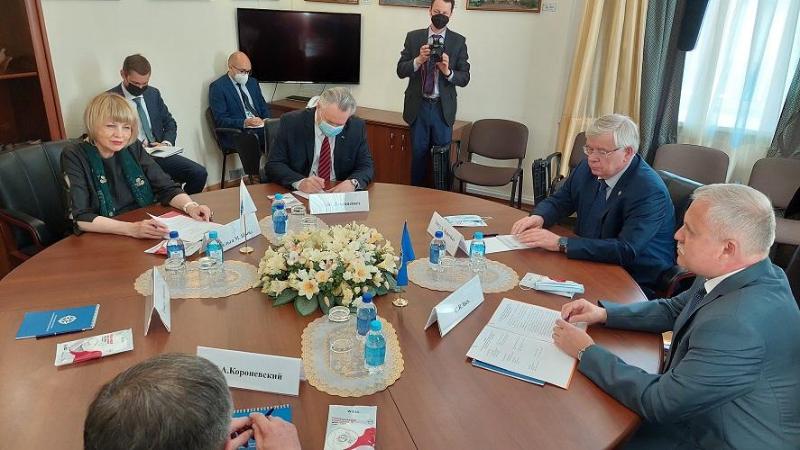 ОДКБ и ОБСЕ заинтересованы в укреплении взаимодействия по ряду направлений