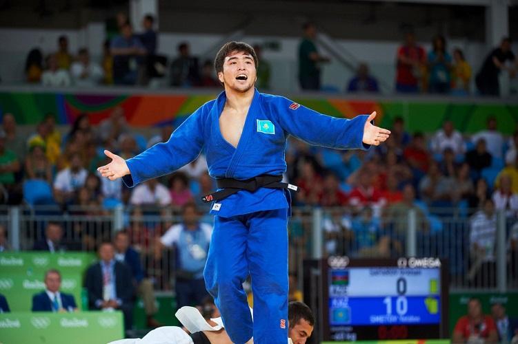 Шесть дзюдоистов представят Казахстан на Олимпиаде в Токио