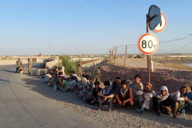 Более 130 военнослужащих правительственных войск ИРА перешли на территорию Таджикистана