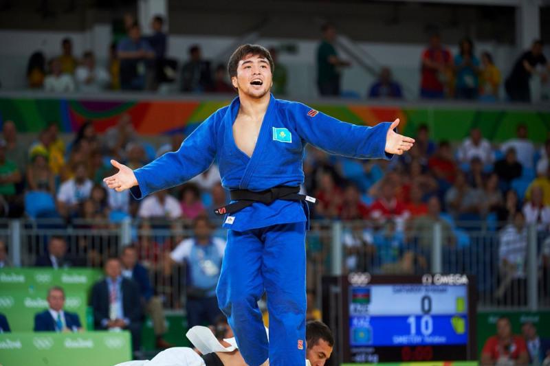 6 Kazakh judokas to compete at Tokyo Olympic Games