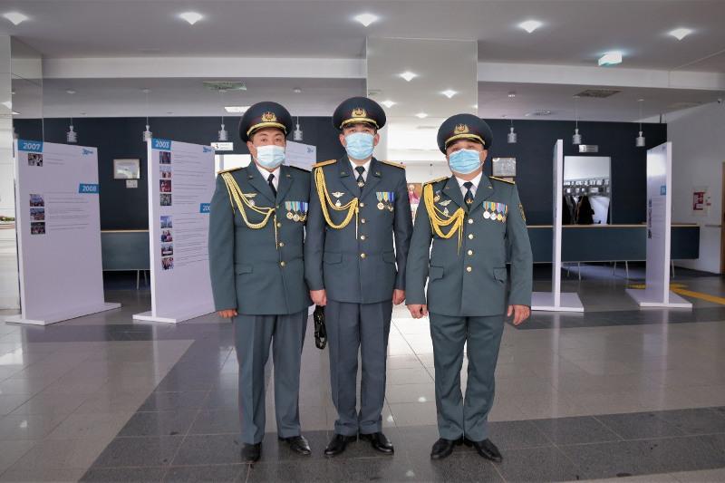 10-летие образования республиканского объединения «Ветераны Вооруженных сил» отметили в столице