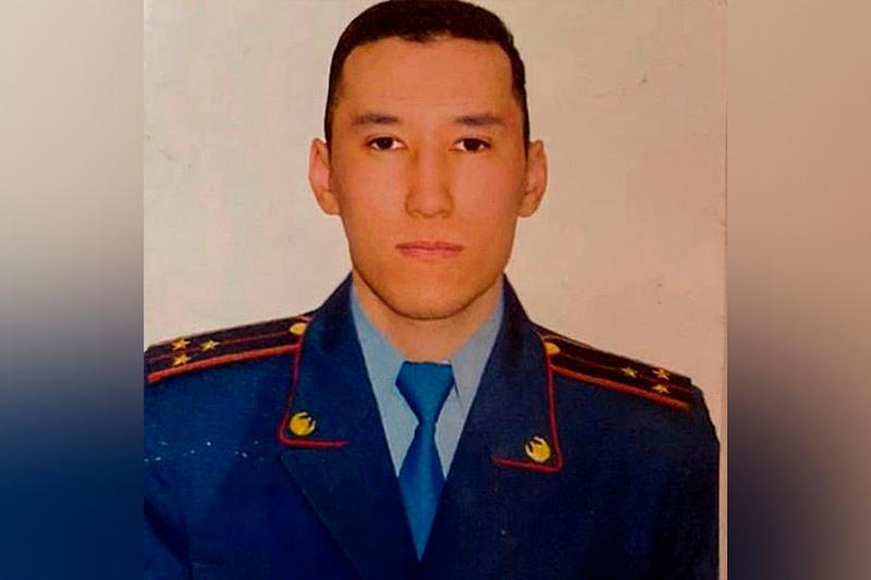 «Я не считал количество спасенных» – инспектор полиции Ерсаин Илюбаев
