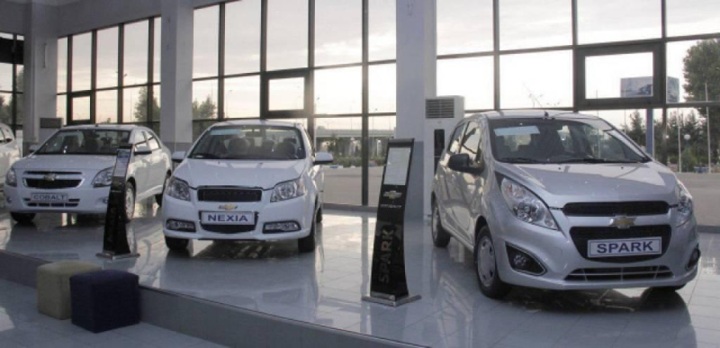 UzAuto Motors автомобиллари экспортининг 90 фоизи Қозоғистон ҳисобига тўғри келмоқда