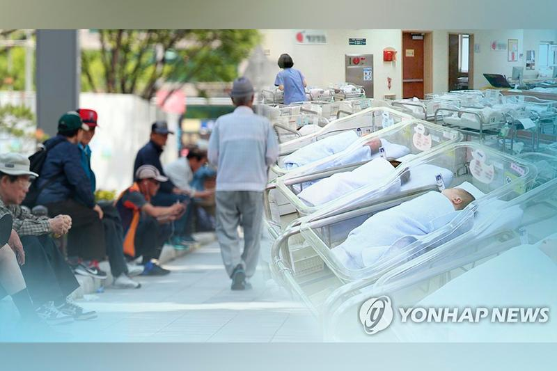 S. Korea reports gloomier childbirth data in April