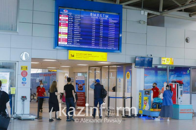 Almaty to tighten control at airport and railway stations