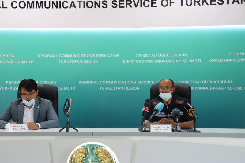 Озвучены первые прогнозыпо смерти пропавших туристов в Туркестанской области