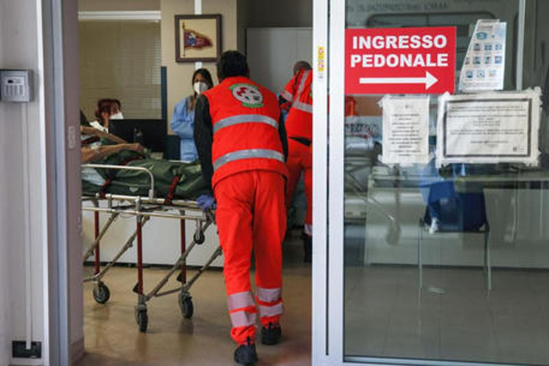 COVID: 835 new cases, 31 more victims